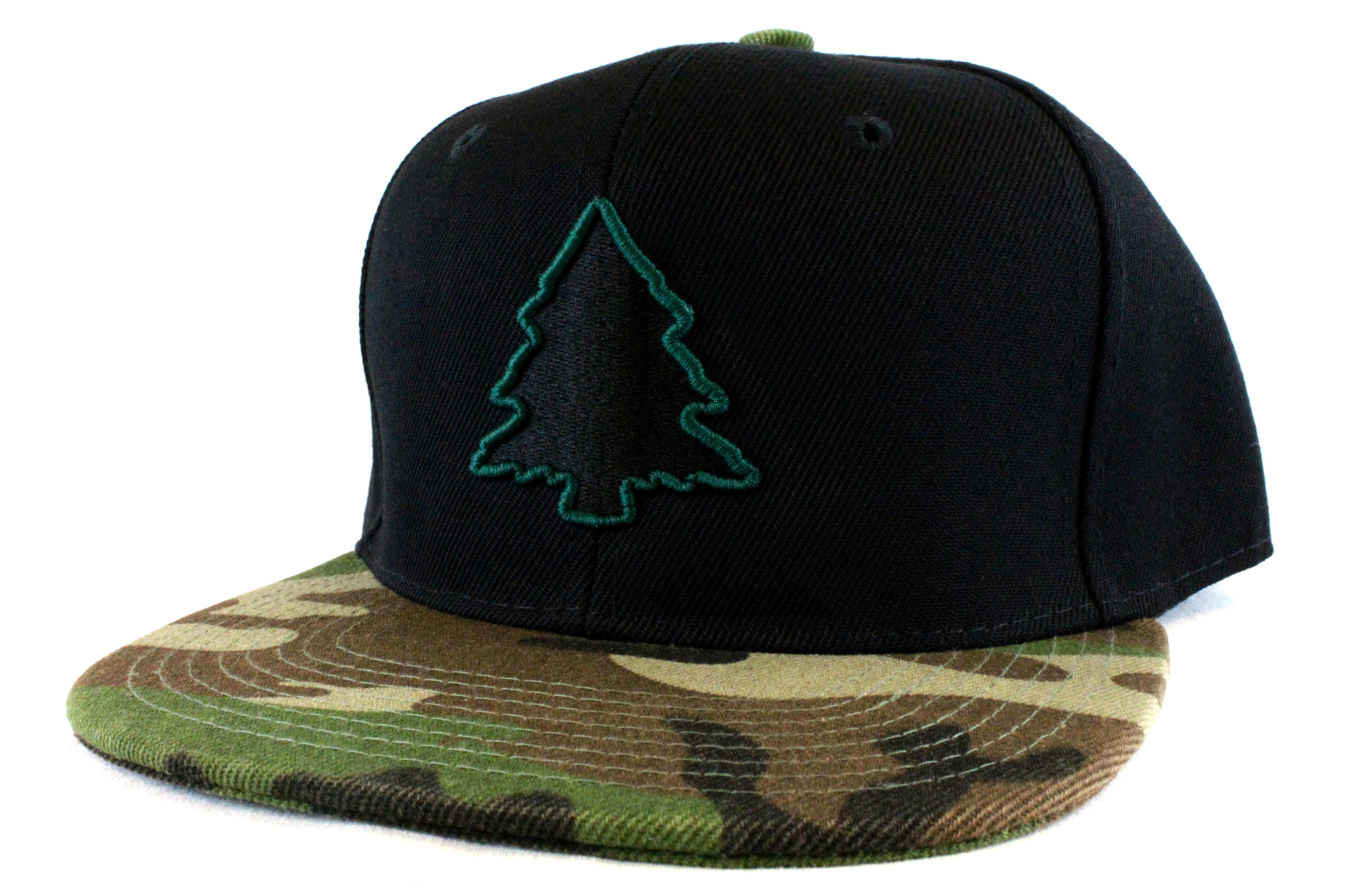 5e6132e4de3 Fresh Black   Camo Hat