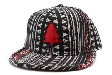 Black and Red Aztecs