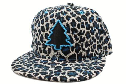Teal Cheetah Full