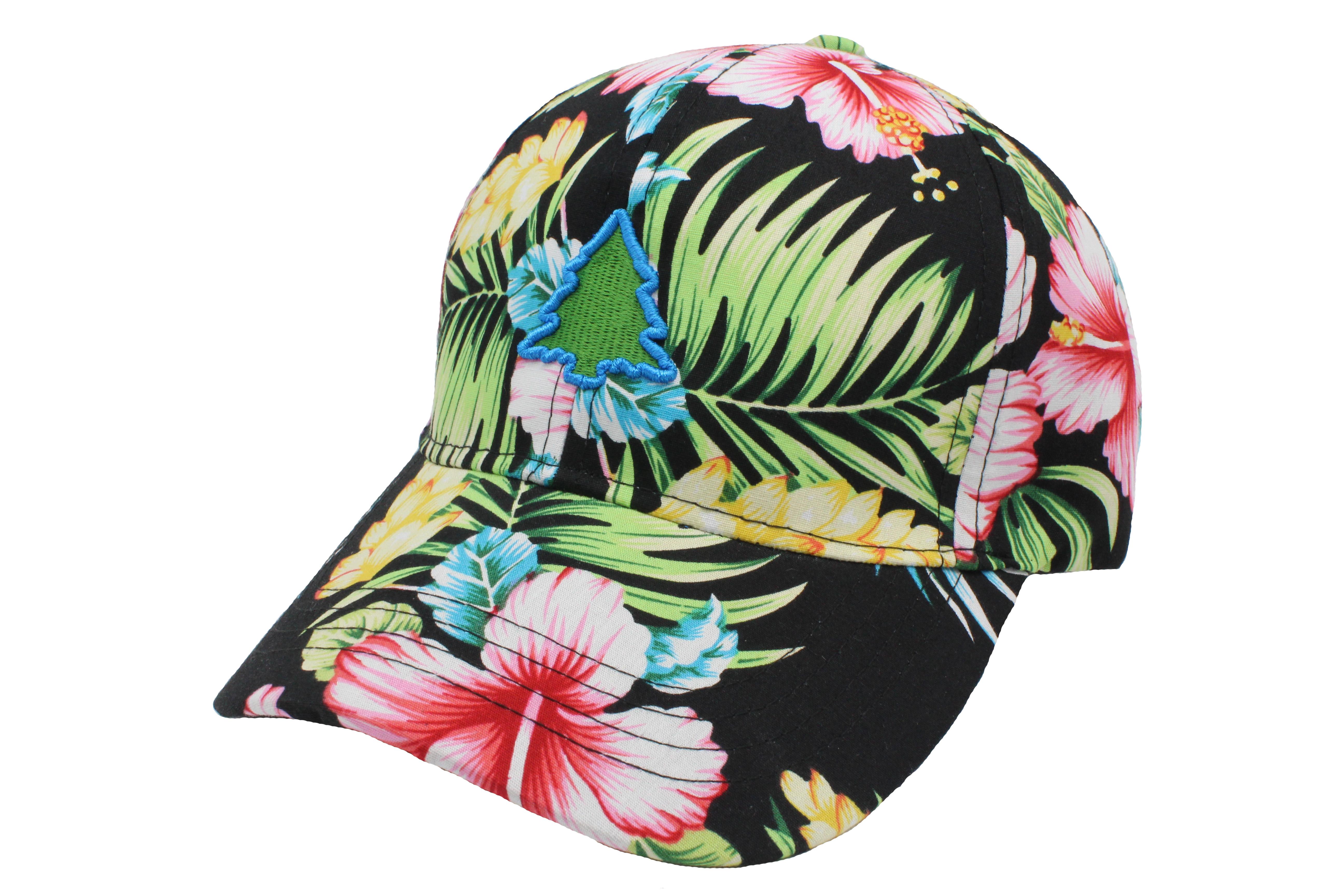 66f1e91f05 Fresh Hawaiian Dad Hat