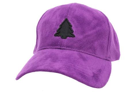 purple dad hat