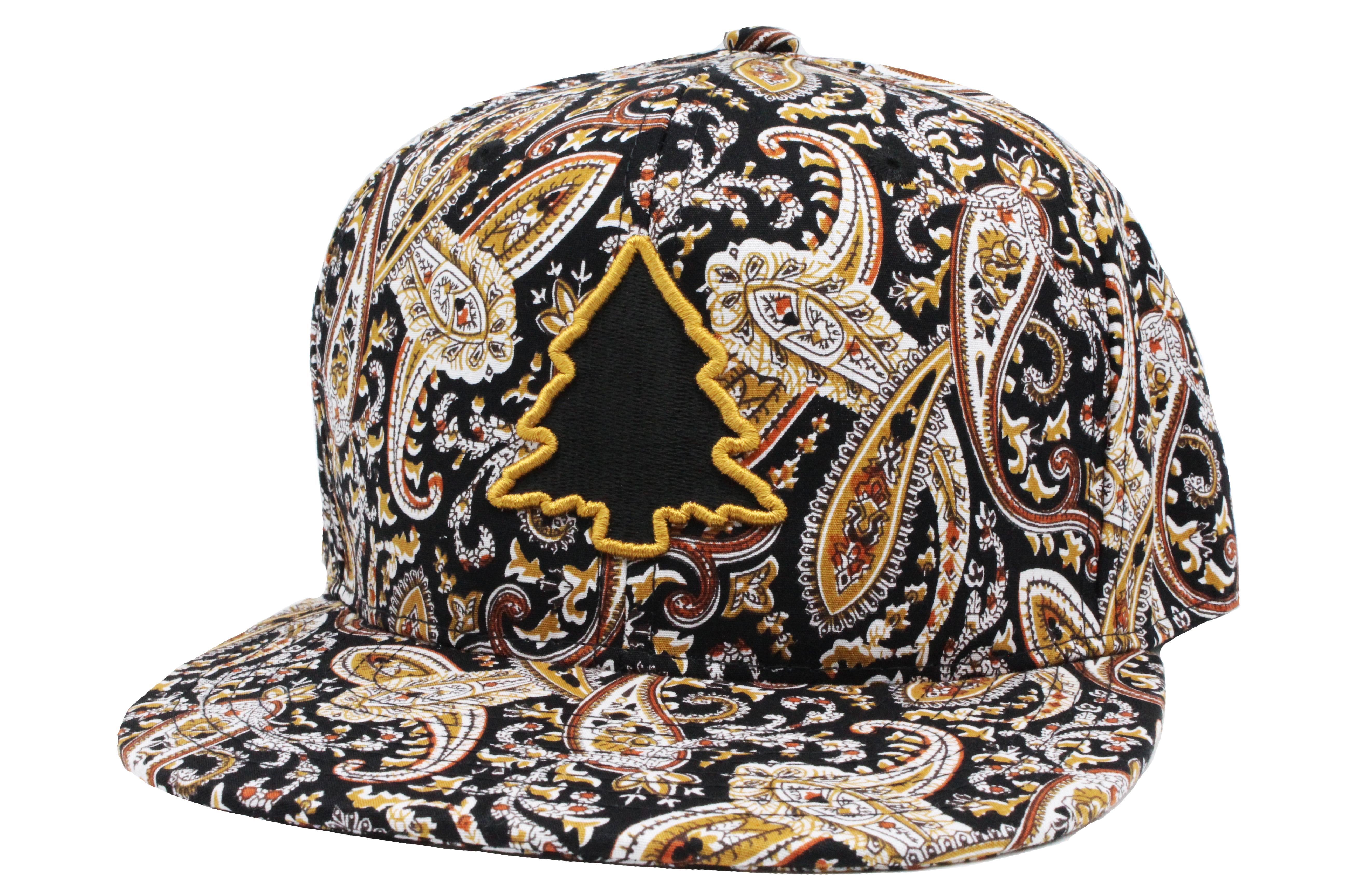 Fresh Royal Paisley Hat  6d8f113b797