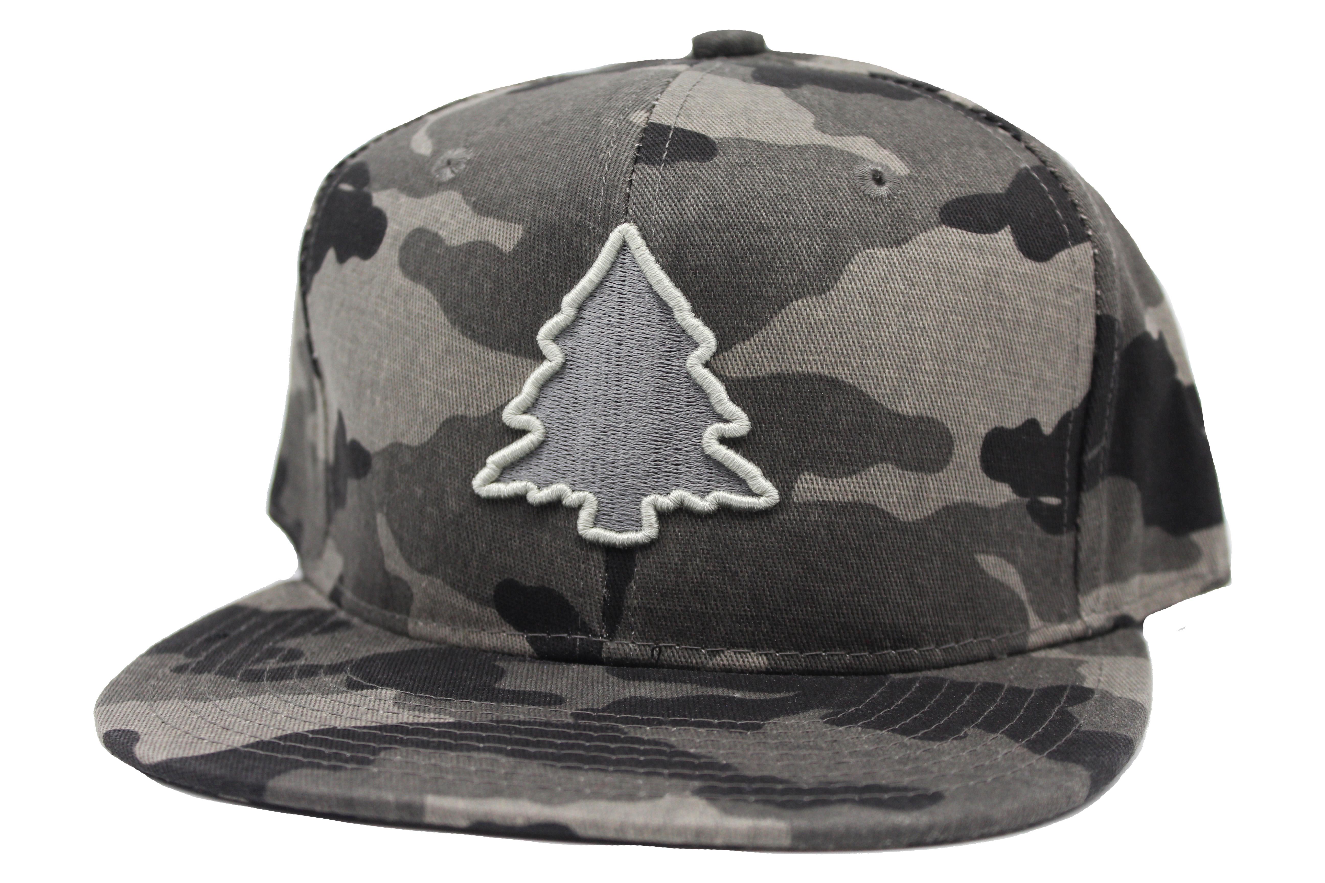 e2d92fc3574 Fresh Grey Camo Full Hat